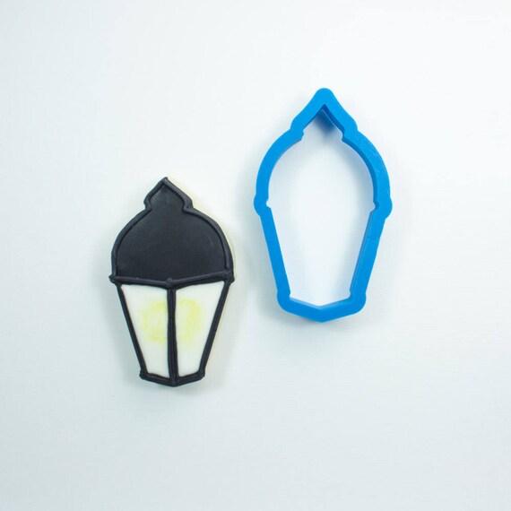 Fancy Lantern Cookie Cutter | Light Cookie Cutter | Real Estate Cookie Cutter | House Cookie Cutter | Frosted.co