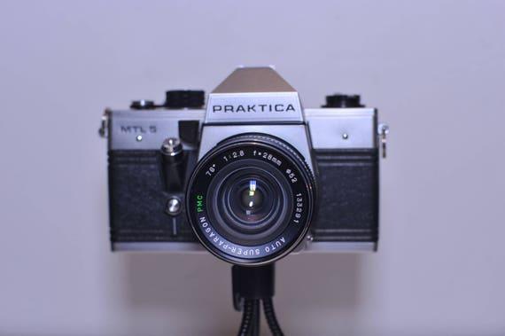 Praktica mtl mtl made in gdr mm camera amazon kamera