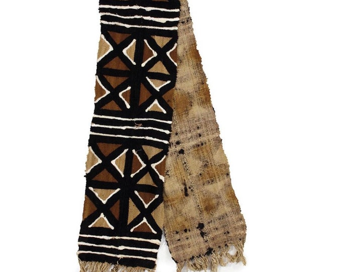 Mud cloth Scarves