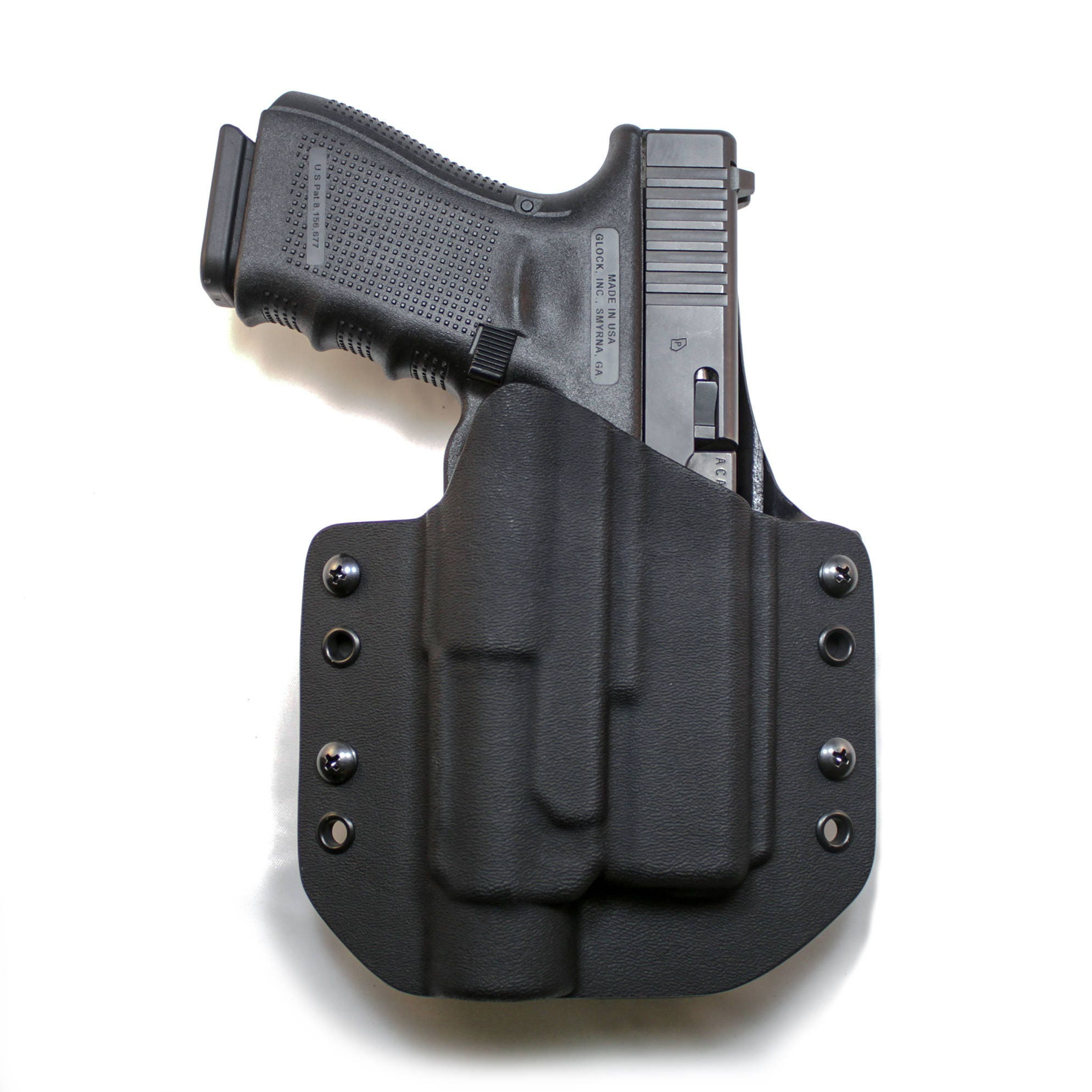 GMI Holsters - Light Bearing OWB Holster Glock 19/23 with Streamlight TLR-1