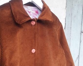 Corduroy jacket, kids cord jacket, kids corduroy jacket, autumn jacket, kids autumnal clothes