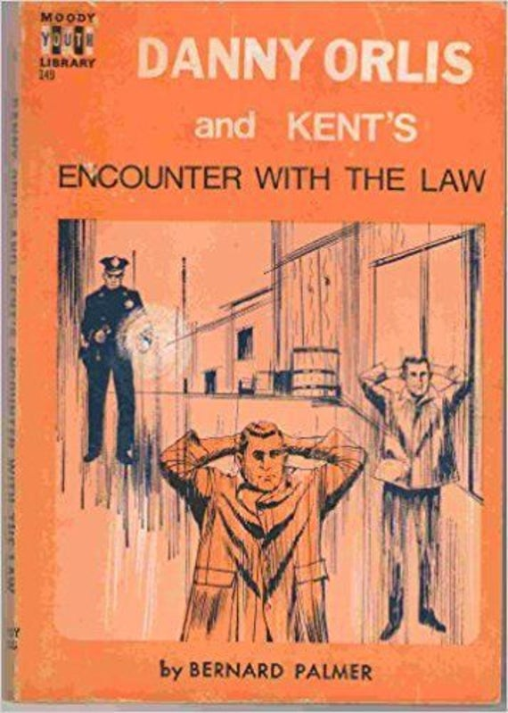 Danny Orlis And Kent's Encounter With The Law