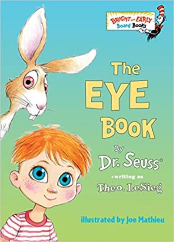 The Eye Book ( Bright & Early Board Books(tm) )