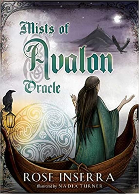 Mists of Avalon Oracle: (Book & Cards) (Rockpool Oracle Card Series)