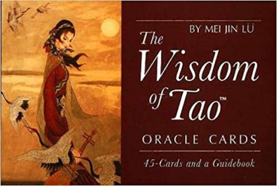 The Wisdom of Tao Oracle Cards