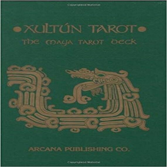 Xultun (Mayan Tarot Deck (2ND ed.)