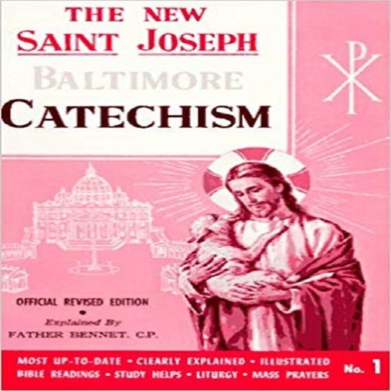 Saint Joseph Baltimore Catechism (No. 1) (St. Joseph Catechisms)
