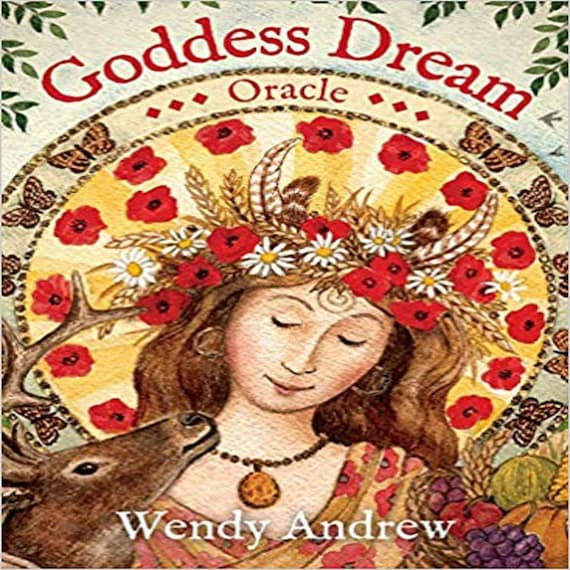 Goddess Dream Oracle: (Book & Cards) (Rockpool Oracle Cards)