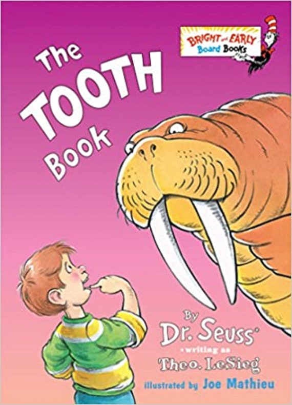 The Tooth Book ( Bright & Early Board Books )