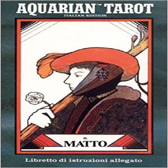 Aquarian Tarot: Italian Edition