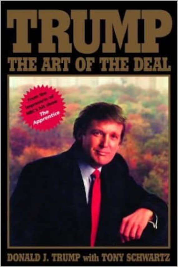 Trump: The Art of the Deal Hardcover – November 12, 1987