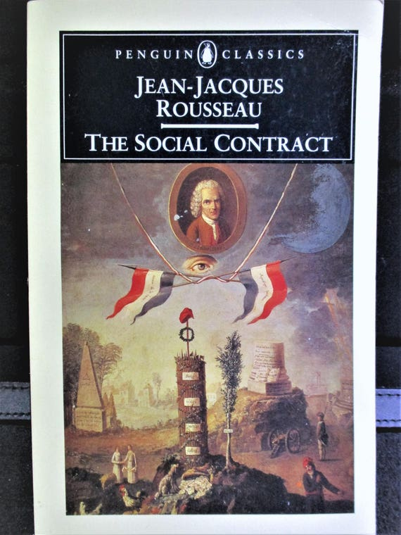The Social Contract (Penguin Books for Philosophy)