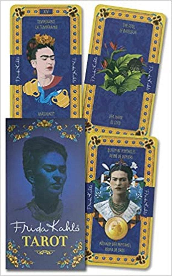 Frida Kahlo Tarot Deck