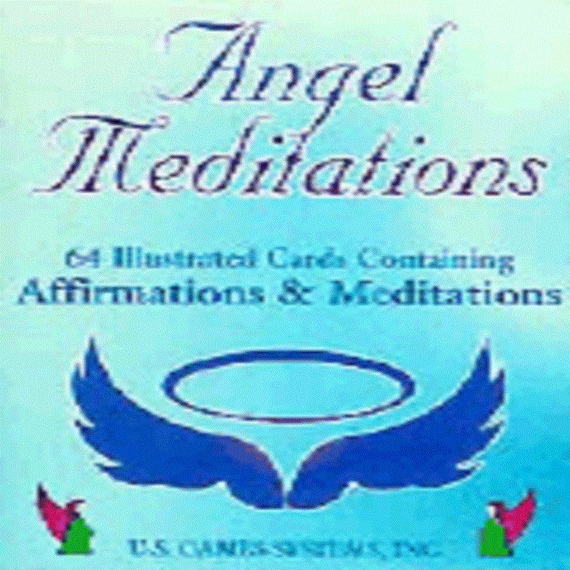 Angel Meditation Tarot Cards