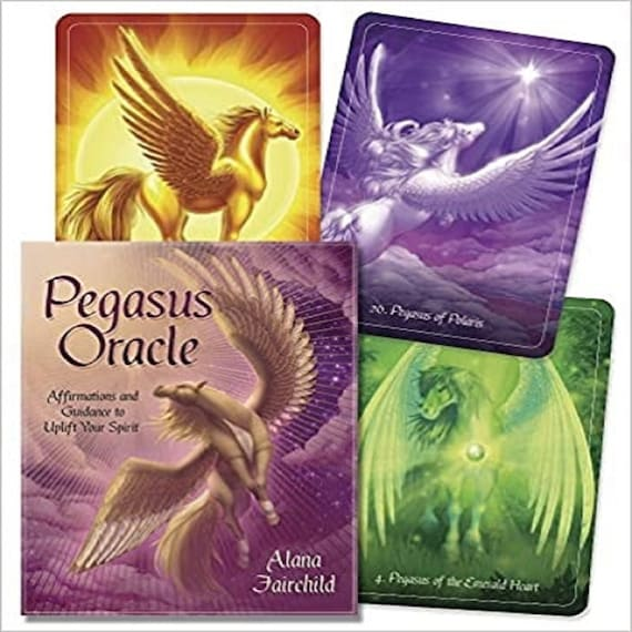 Pegasus Oracle: Affirmations and Guidance to Uplift Your Spirit