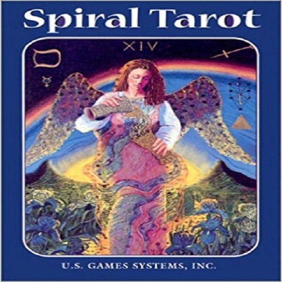 Spiral Tarot Deck Cards