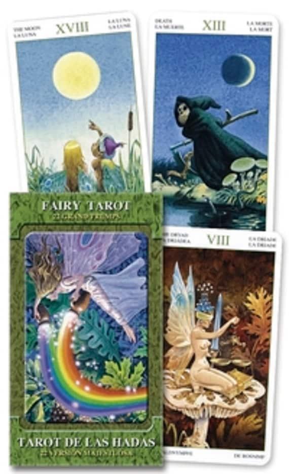 Fairy Tarot Grand Trumps (Lo Scarabeo Decks)