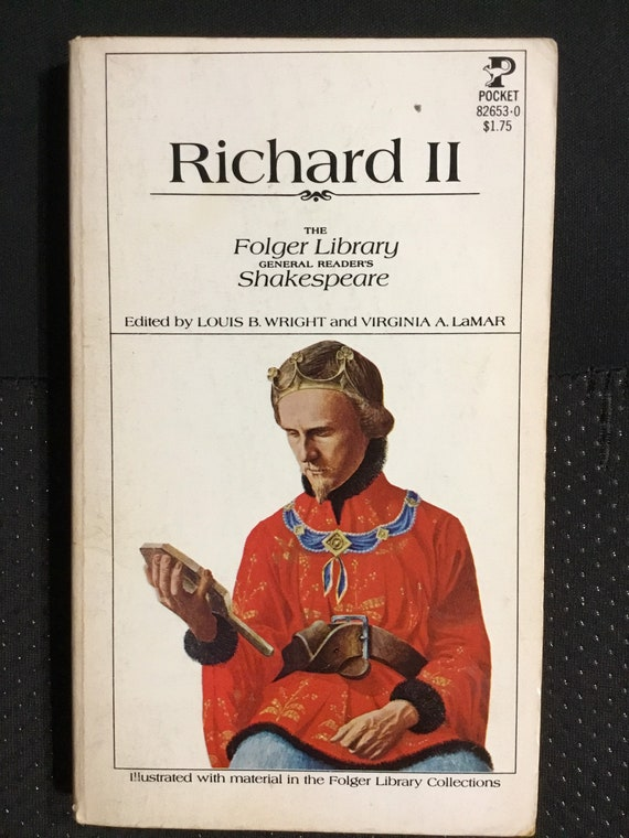 Richard II (The Folger Library General Readers Shakespeare)