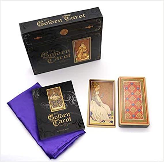 The Golden Tarot: The Visconti-Sforza Deck [With Book(s)]