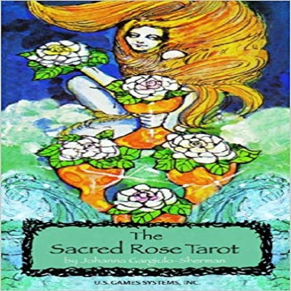 The Sacred Rose Tarot