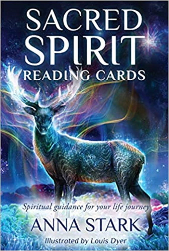 Sacred Spirit Reading Cards: Spiritual Guidance for Your Life Journey ( Reading Card )