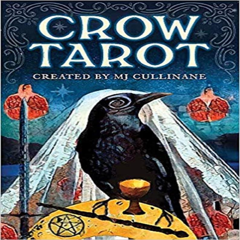 Crow Tarot image 0