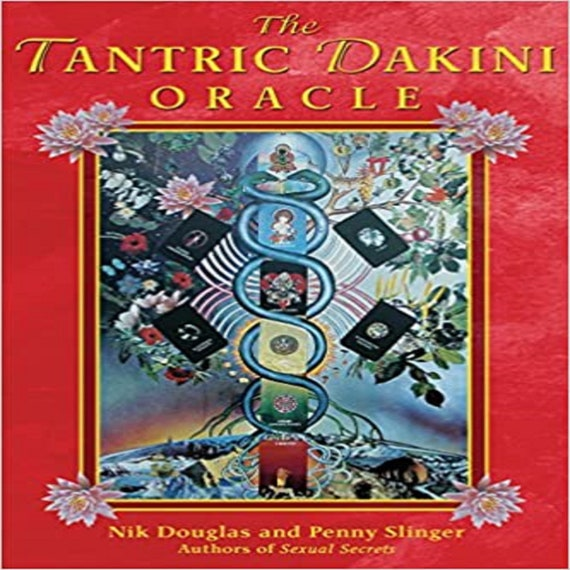 The Tantric Dakini Oracle (New Boxed Set of the Secret Dakini Oracle Book and Deck)