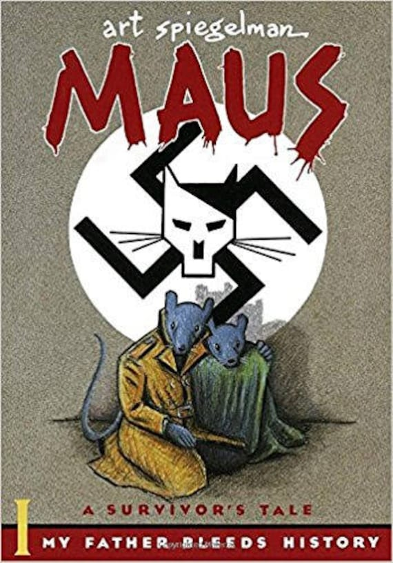 Maus. I, A Survivor's Tale : My Father Bleeds History
