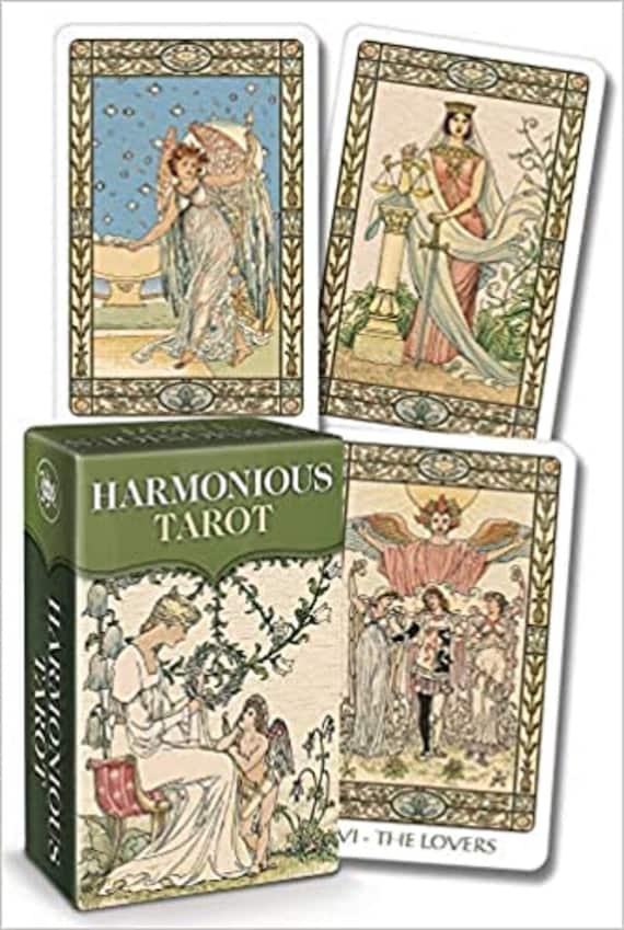 Harmonious Tarot Mini