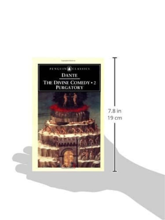 The Divine Comedy, Part 2: Purgatory (Penguin Classics) (v. 2)