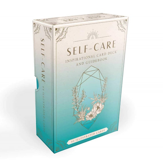 Self-Care: Inspirational Card Deck and Guidebook ( Inner World )