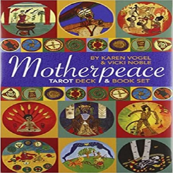 Motherpeace Tarot Deck [With Book]