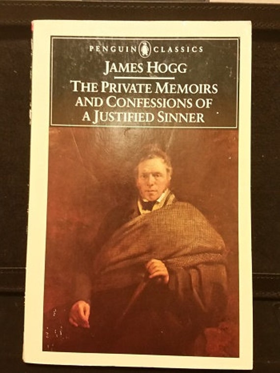 The Private Memoirs and Confessions of a Justified Sinner (English Library) Paperback – August 25, 1983