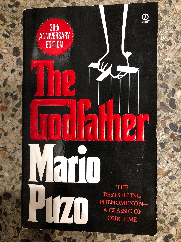 mario puzo novels free download