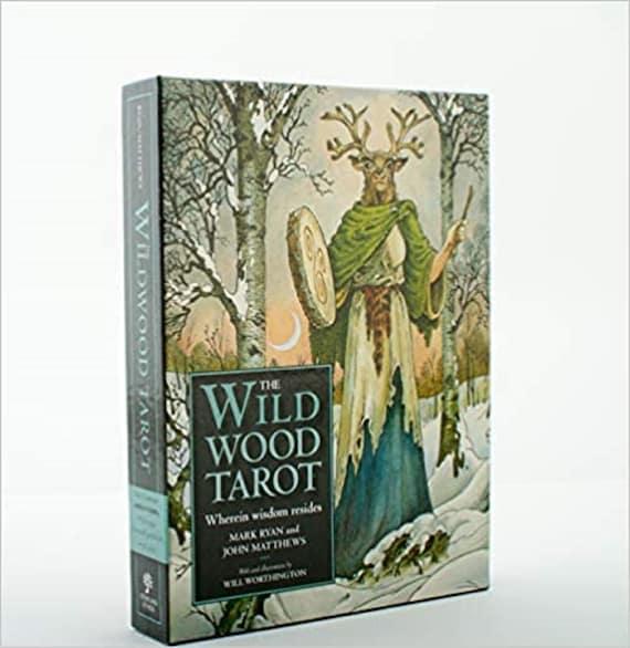 The Wildwood Tarot: Wherein Wisdom Resides [With Booklet] (Kit)
