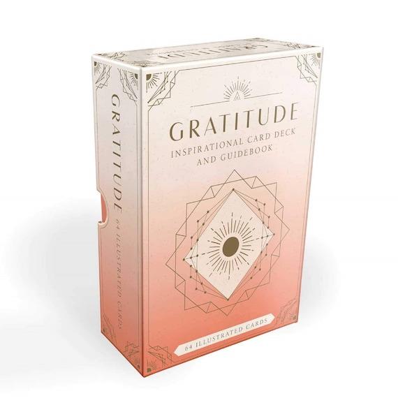 Gratitude: Inspirational Card Deck and Guidebook ( Inner World )
