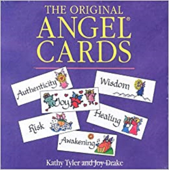 Original Angel Cards: Inspirational Messages and Meditations (25TH ed.)
