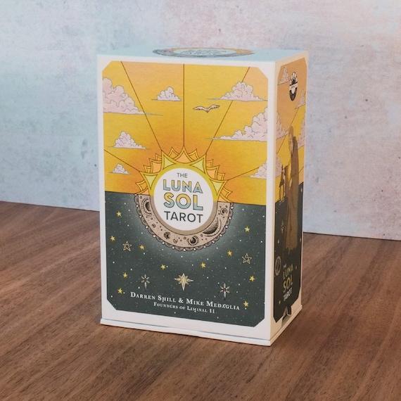 The Luna Sol Tarot ( Modern Tarot Library )