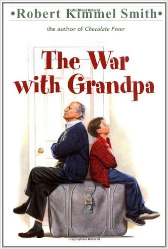 The War with Grandpa (Yearling) Paperback – September 1, 1984