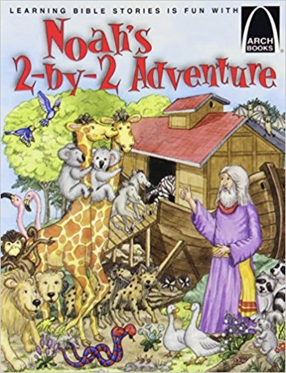 Noah's 2-by-2 Adventure - Arch Books