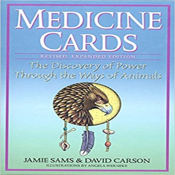 Medicine Cards: The Discovery of Power Through the Ways of Animals [With Cards]