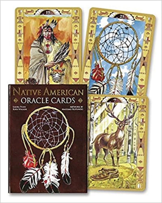 Native American Oracle Cards