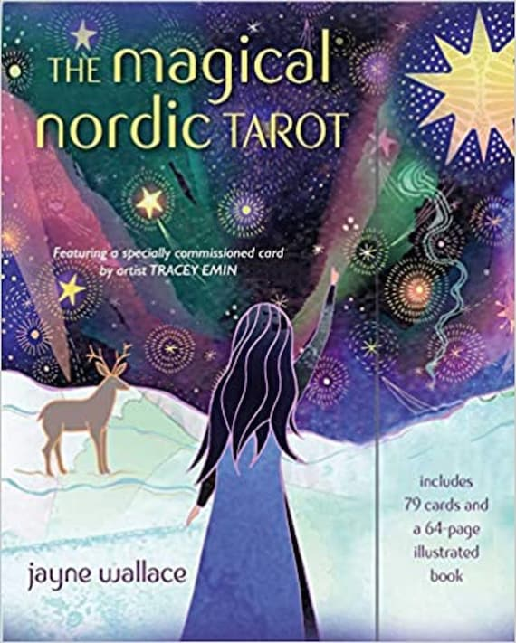 The Magical Nordic Tarot: Includes a full deck of 79 cards and a 64-page illustrated book