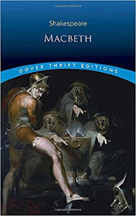 Macbeth (Dover Thrift Editions)