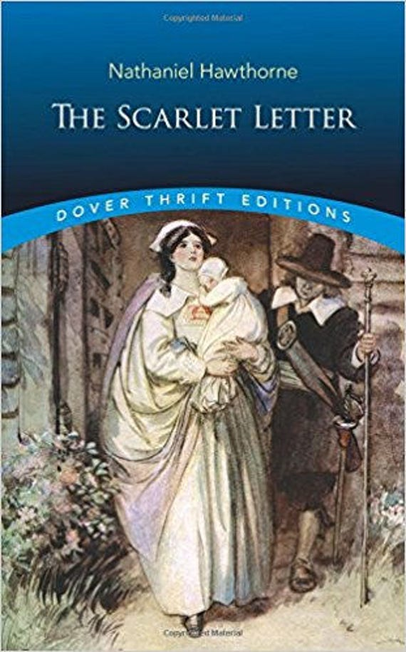 The Scarlet Letter (Dover Thrift Editions)