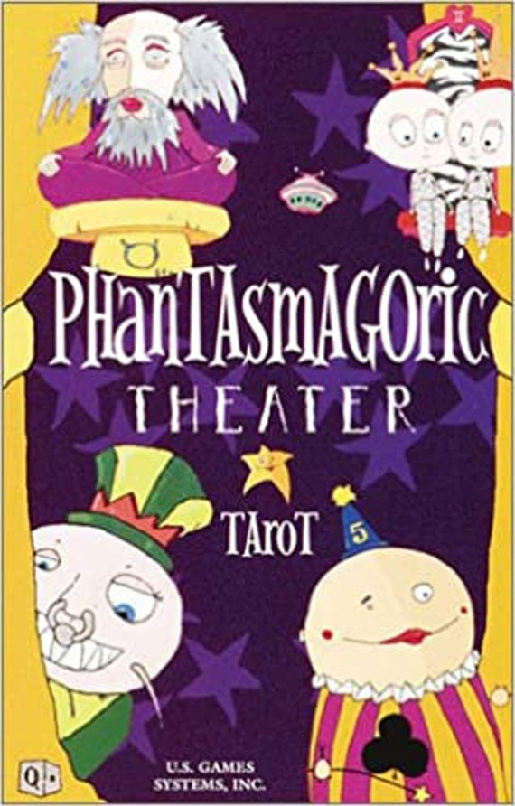 Phantasmagoric Theater Tarot