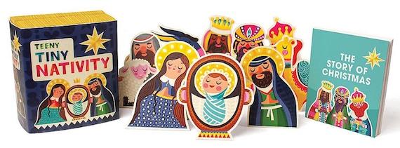 Teeny-Tiny Nativity ( Rp Minis )