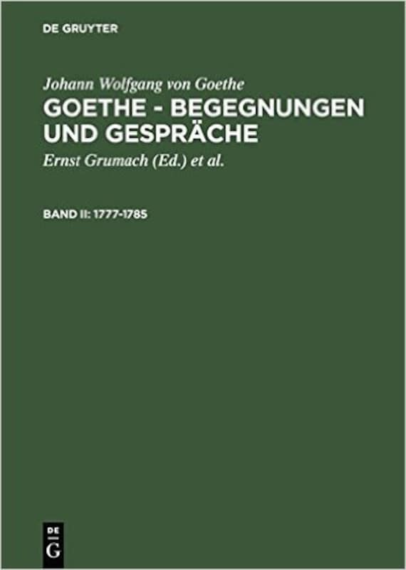 1777-1785 (German Edition)