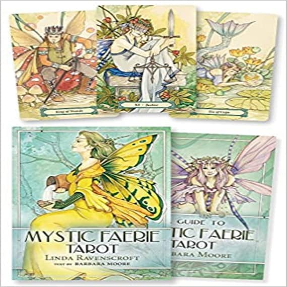 A Guide to Mystic Faerie Tarot