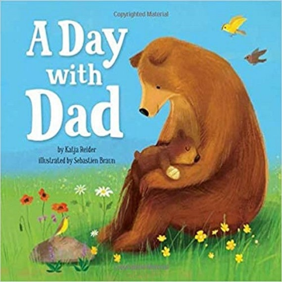 A Day with Dad ( Clever Family Stories )
